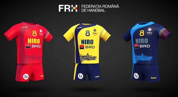 România luptă cu Germania pentru locul 5 la CE de handbal