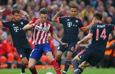 Barcelona, Bayern, Atletico, City, Benfica și Napoli joacă în direct la Dolce Sport