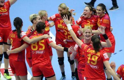 Danemarca — România, TVR 2, ora 19,30. Norvegia, prima semifinalistă la CE
