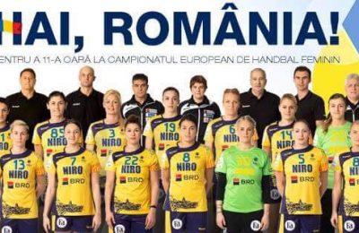 România va juca vineri, ora 16,45, pentru locurile 5-6, cu Germania sau Franța