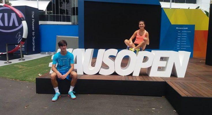 Adversarii juniorilor Vlad Dancu şi Mihaela Mărculescu la Australian Open