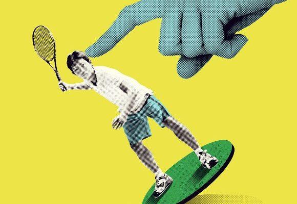 Încă un tenismen român suspendat pentru pariuri