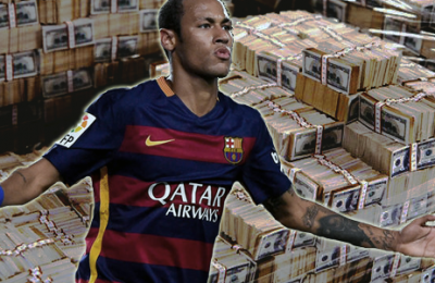 Neymar, valoare de transfer peste Messi, Pogba sau Ronaldo