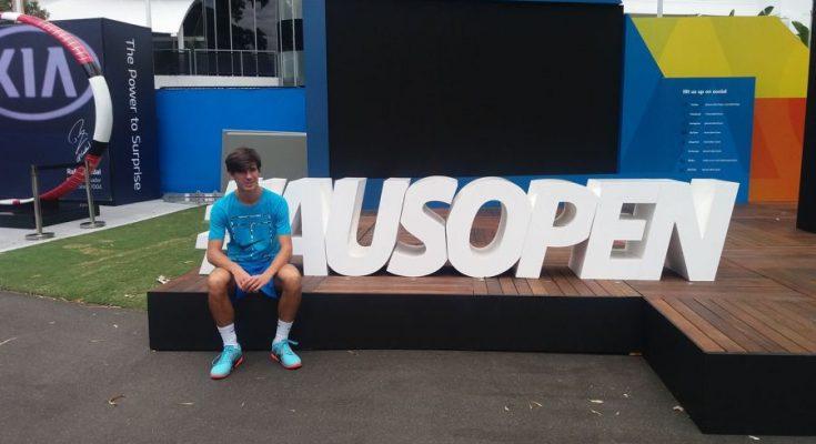 Juniorul Vlad Dancu s-a calificat în turul doi la Australian Open. Tecău și Mergea, eliminați