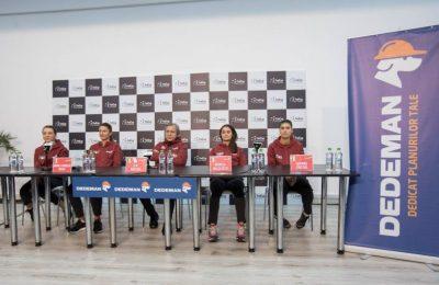 Niculescu - Flipkens, primul meci al întâlnirii de Fed Cup dintre România şi Belgia