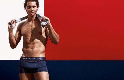 Rafael Nadal, în reclama pentru Tommy Hilfiger