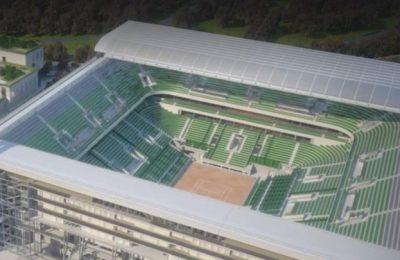 Arena centrală de la Roland Garros va fi refăcută