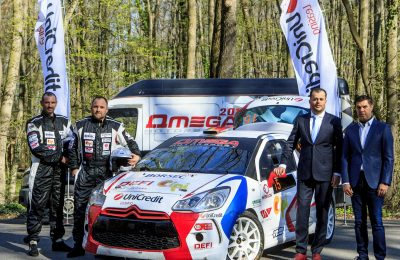 UniCredit Leasing debutează în motorsportul românesc: susține un echipaj de raliu coordonat de fostul campion Mihai Leu