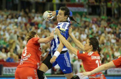 Cristina Neagu a marcat 7 goluri pentru Buducnost în Liga Campionilor