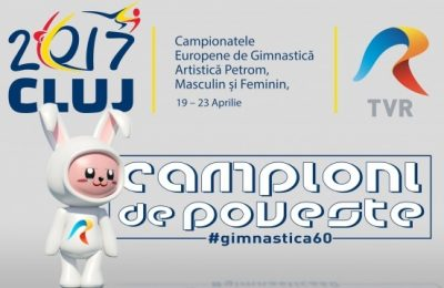 """Ştirile TVR prezintă """"campioni de poveste/ #gimnastică60"""""""