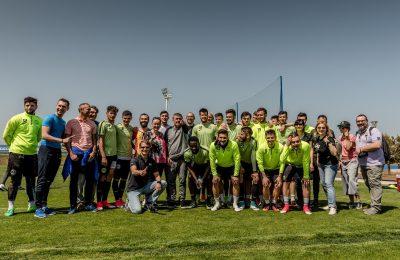 Herbalife continuă parteneriatul cu FC Viitorul