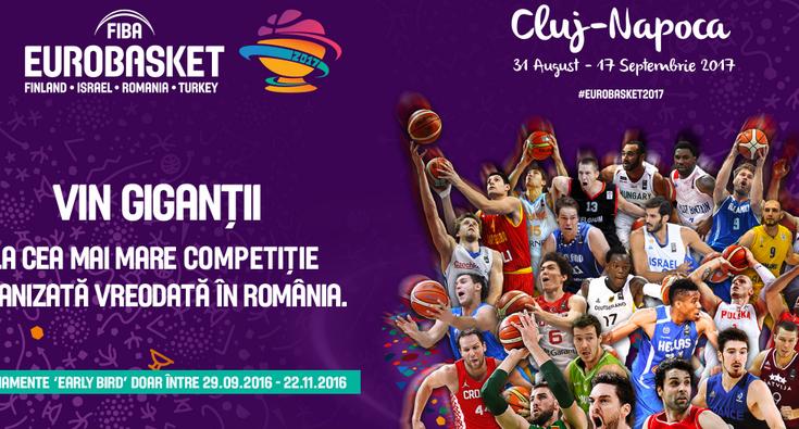 Lidl România este partener oficial al FIBA Eurobasket Lidl România este partener oficial al FIBA Eurobasket