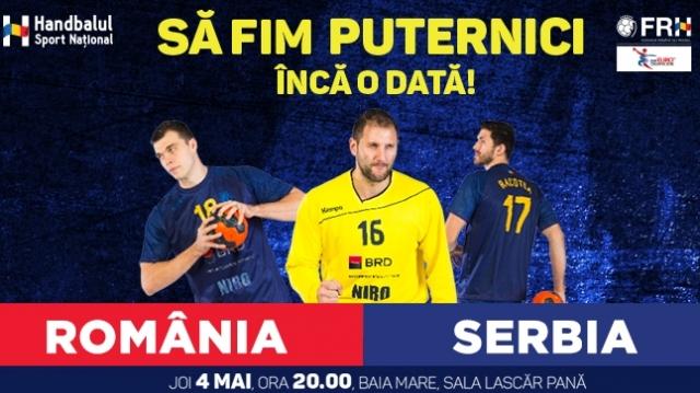 În direct la TVR 2: România luptă să ajungă, după 22 de ani la CE de Handbal