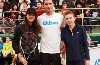 Halep, Cîrstea şi Tecău, în programul zilei de azi de la Roland Garros