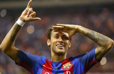 Neymar, pe primul loc în topul celor mai scumpi jucători din lume