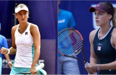 Două românce luptă pentru finala BRD Bucharest Open azi, în direct la Digi Sport 2