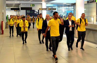 Partida dintre Sporting Lisabona şi FCSB, transmisă de Pro TV şi Dolce Sport 1