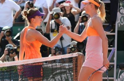 Simona Halep va juca cu Maria Şarapova în primul tur al US Open