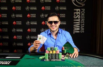 Liviu Vârciu a câștigat turneul VIP din cadrul PokerStars Festival București