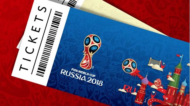 Care este prețul biletelor pentru Cupa Mondială 2018 la fotbal