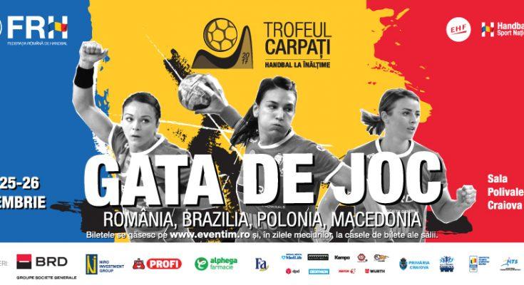 Lotul României pentru Trofeul Carpaţi Lotul României pentru Trofeul