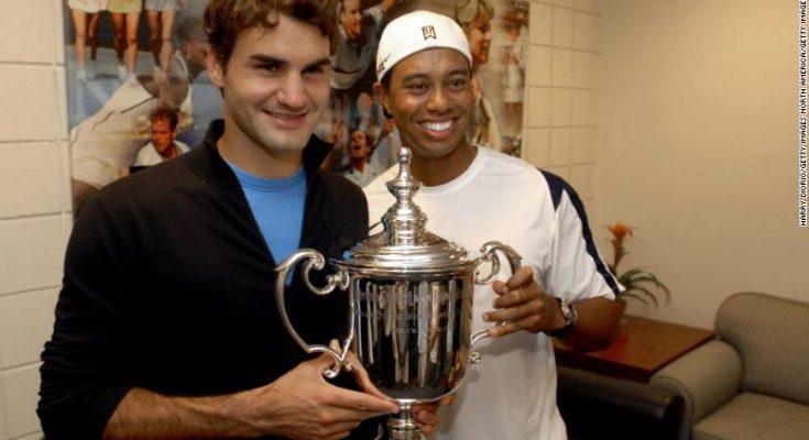 Roger Federer l-a întrecut la câştiguri pe Tiger Woods