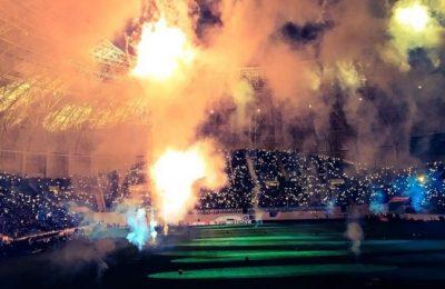"""Inaugurarea arenei """"Ion Oblemeco"""", în topul audienţelor"""