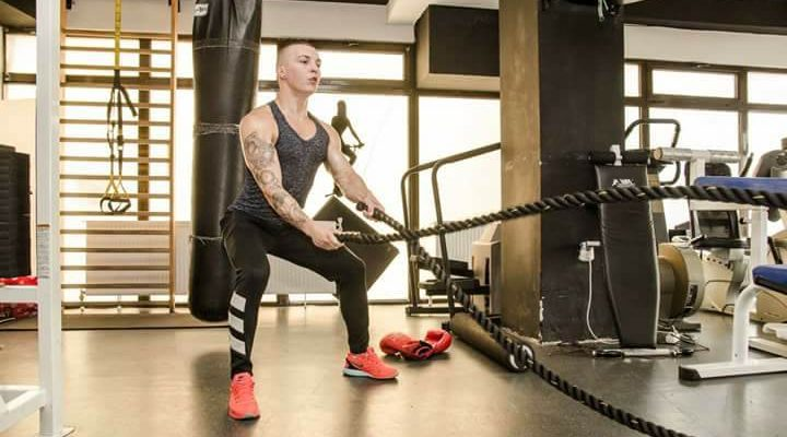 Fitness-ul: Schimbarea vieţii mele