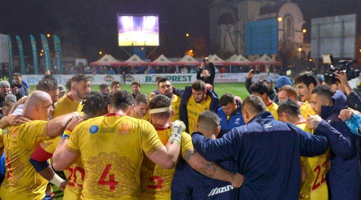 România, pe locul 15 în clasamentul mondial la rugby şi pe 40 la tenis