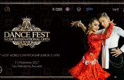 Cei mai buni dansatori sportivi din lume, în exclusivitate la Televiziunea Română