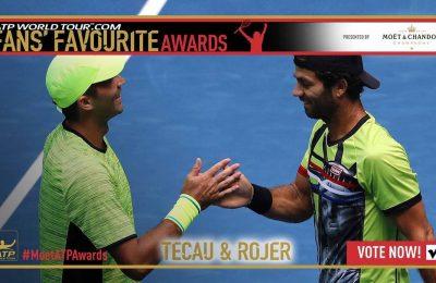 Perechea Tecău/Roger poate fi votată pentru echipa anului până pe 6 noiembrie