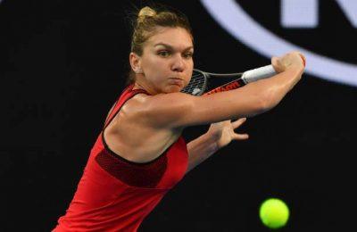 Simona Halep s-a calificat în optimile AusOpen