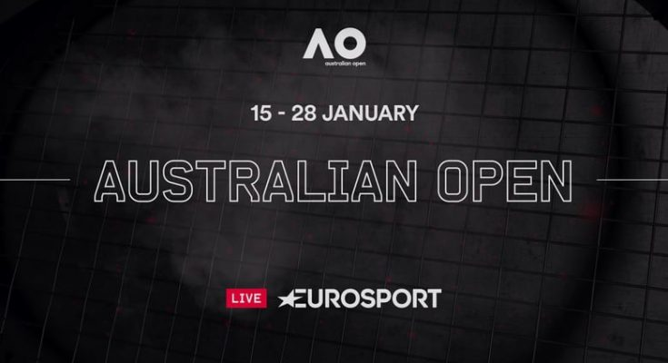 Program transmisiuni Australian Open, în direct pe Eurosport – 23 ianuarie