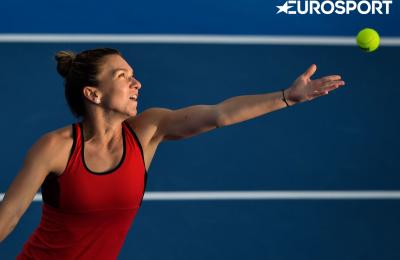 Australian Open, în direct și exclusiv pe Eurosport în 2018