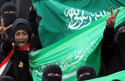 Femeile din Arabia Saudită vor putea asista la partidele de fotbal