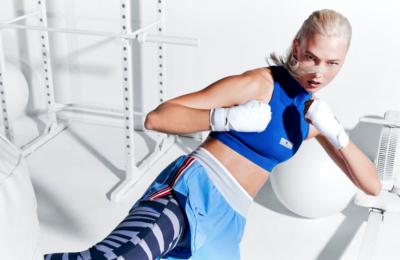adidas by Stella McCartney dezvăluie colecția Primăvară / Vară 2018: Experimentează îmbrăcămintea de top pentru femei