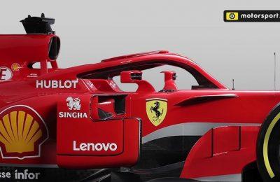 Parteneriat între Lenovo şi scuderia Ferrari